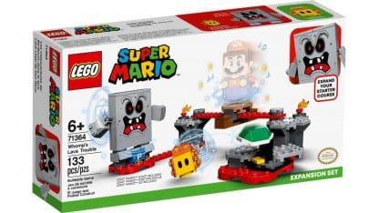 LEGO 71364 Whomp's Lava Trouble Expansion Set - אריזה