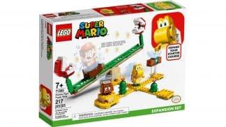 LEGO 71365 Piranha Plant Power Slide Expansion Set - אריזה
