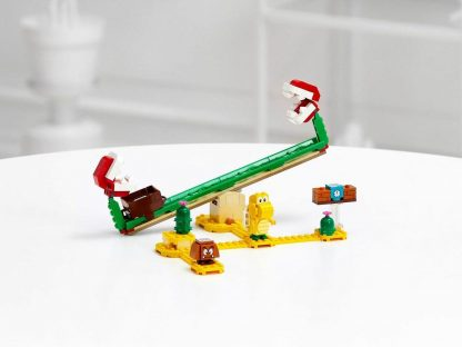 LEGO 71365 Piranha Plant Power Slide Expansion Set - דגם 2