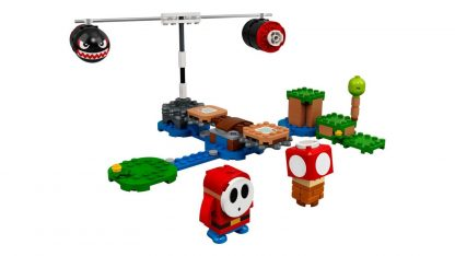 LEGO 71366 Boomer Bill Barrage Expansion Set - דגם