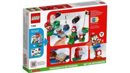 LEGO 71366 Boomer Bill Barrage Expansion Set - אריזה אחורית