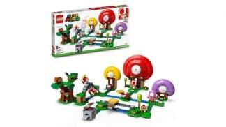 LEGO 71368 Toads Treasure Hunt Expansion Set - אריזה ודגם