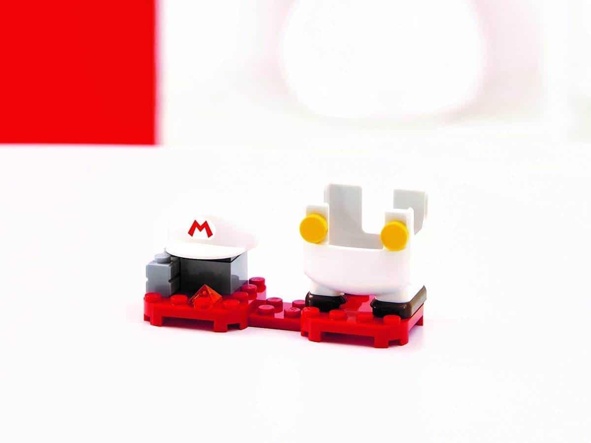 LEGO 71370 Fire Mario Power-Up Pack - חלקים