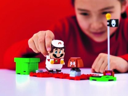 LEGO 71370 Fire Mario Power-Up Pack - משחק