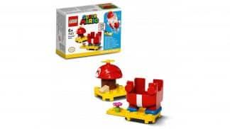 LEGO 71371 Propeller Mario Power-Up Pack - אריזה וחלקים