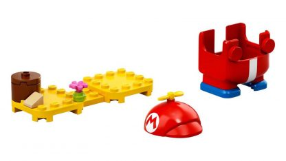 LEGO 71371 Propeller Mario Power-Up Pack - חלקים