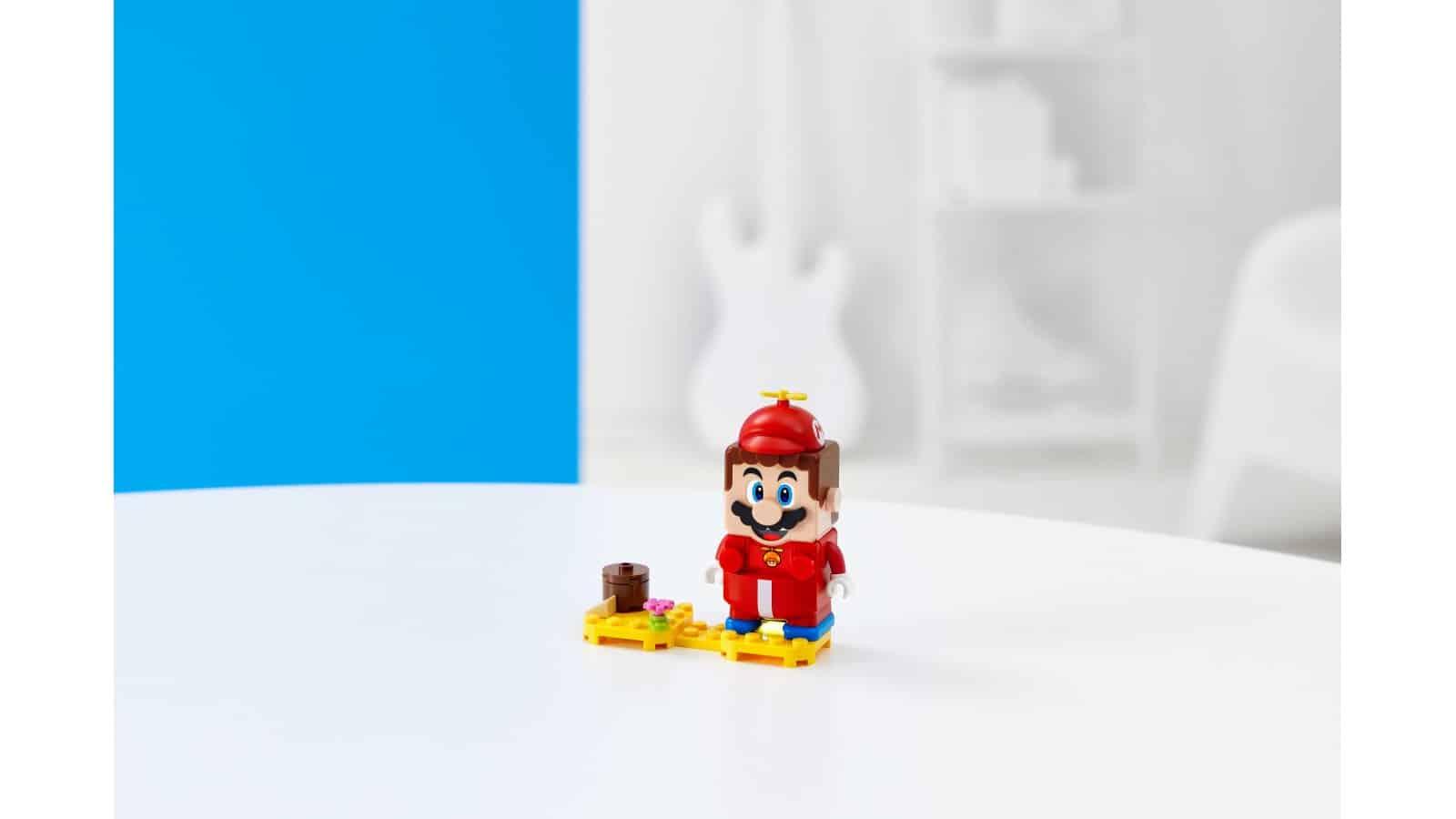 LEGO 71371 Propeller Mario Power-Up Pack - מריו עם השדרוג