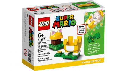 LEGO 71372 Cat Mario Power-Up Pack - אריזה