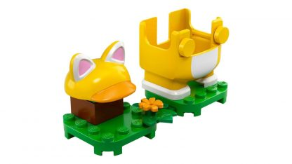 LEGO 71372 Cat Mario Power-Up Pack - חלקים