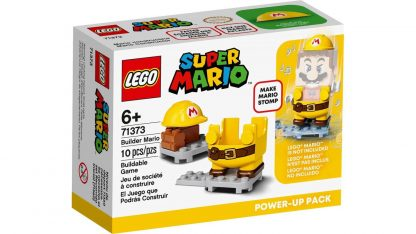 LEGO 71373 Builder Mario Power-Up Pack - אריזה