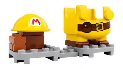 LEGO 71373 Builder Mario Power-Up Pack - חלקים