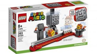 LEGO Super Mario 71376 Thwomp Drop Expansion Set - אריזה