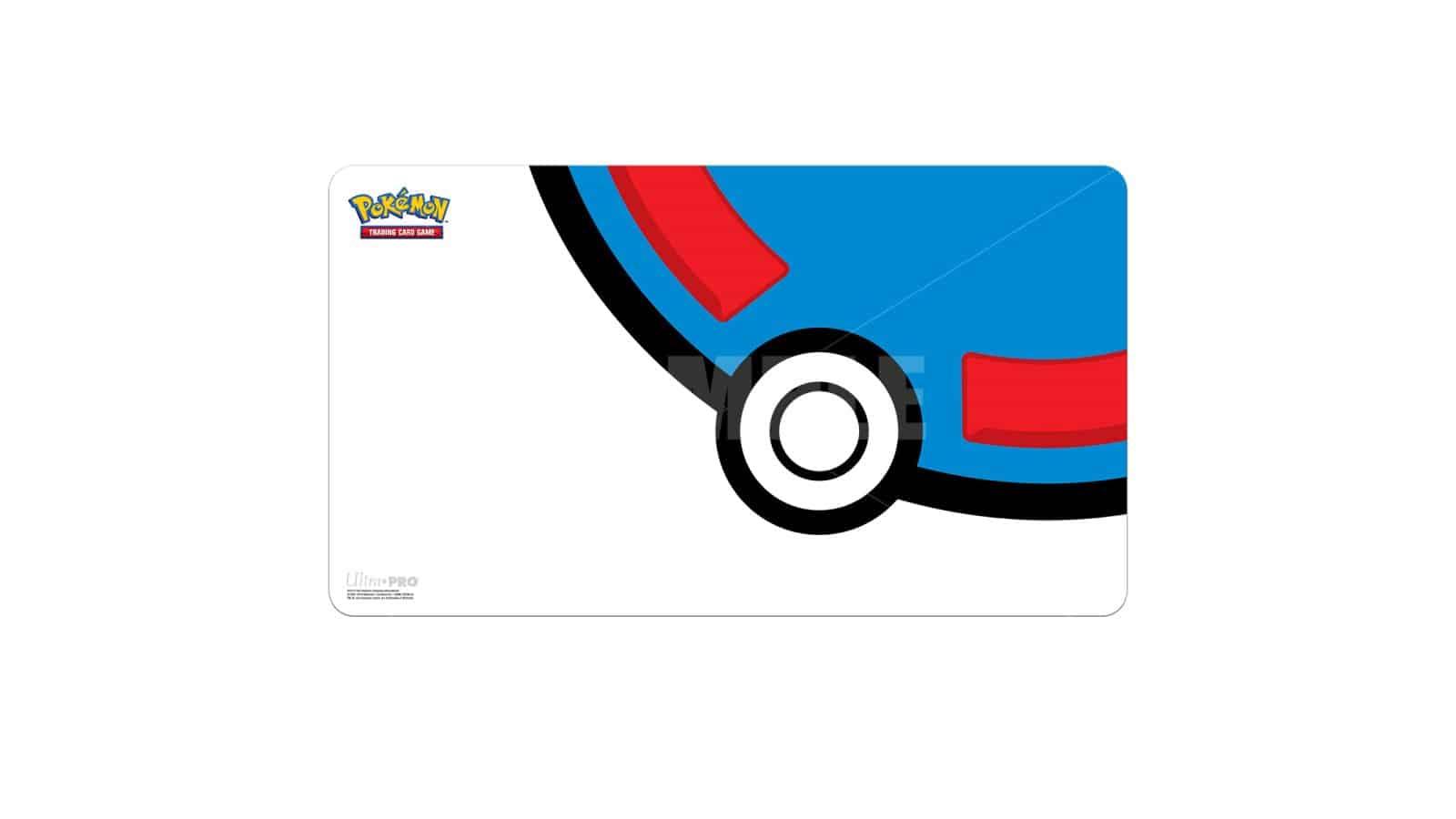 משטח משחק קלפי Pokémon - גרייט-בול