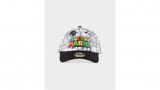 כובע לבן של סופר מריו - נבלים