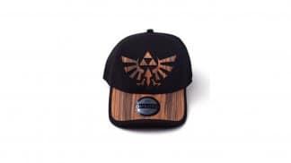 כובע שחור זלדה טרייפוס עץ