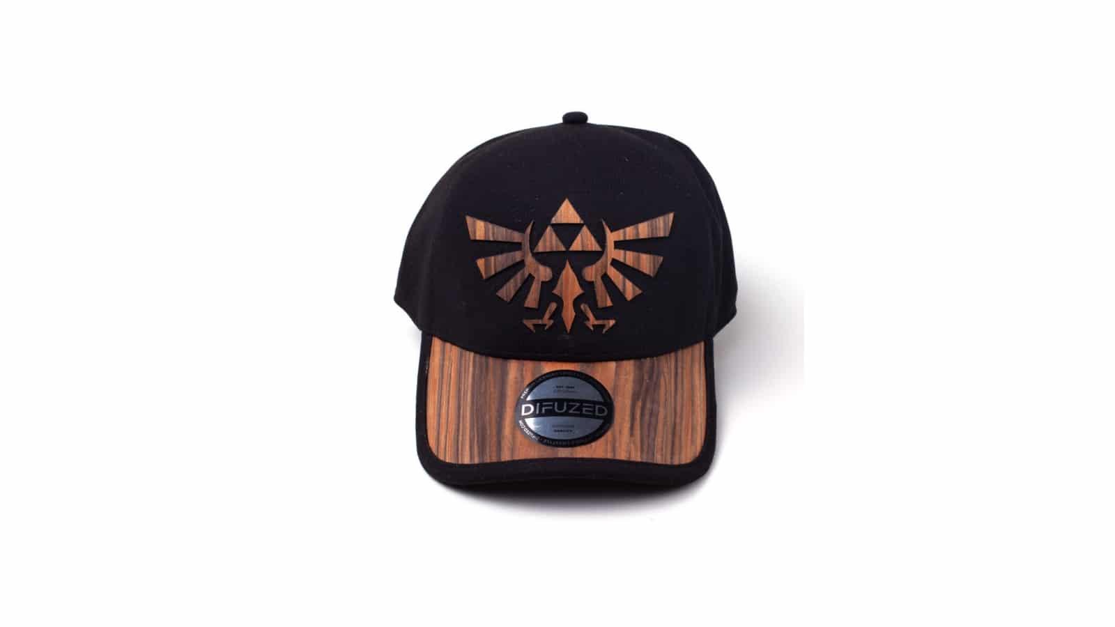 כובע - זלדה טרייפורס - עץ