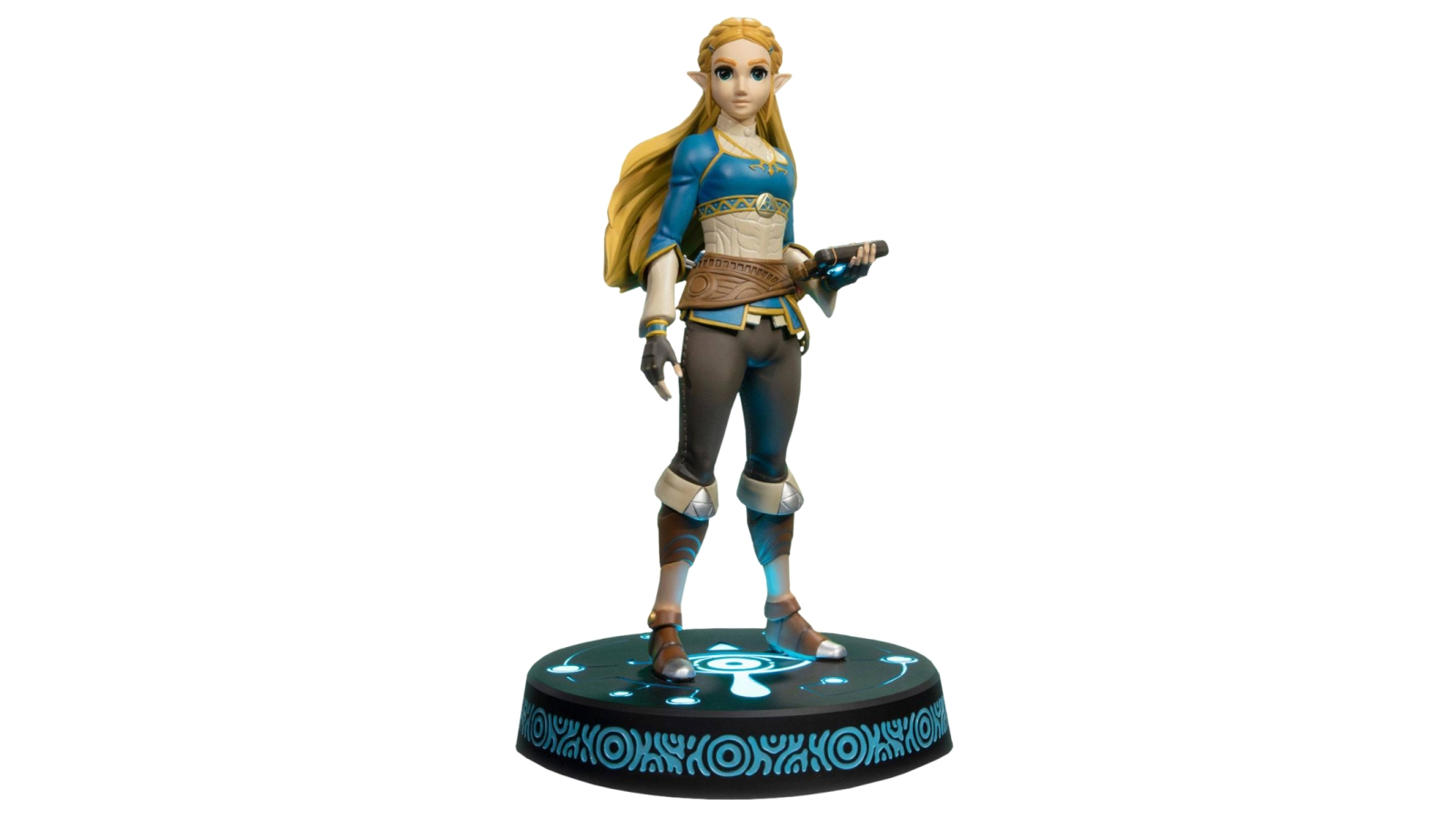 Zelda - Breath of the Wild - פסלון אספנות 10 אינץ' - Collector's Edition