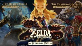 The Legend of Zelda: Breath of the Wild - הרחבה דיגיטלית