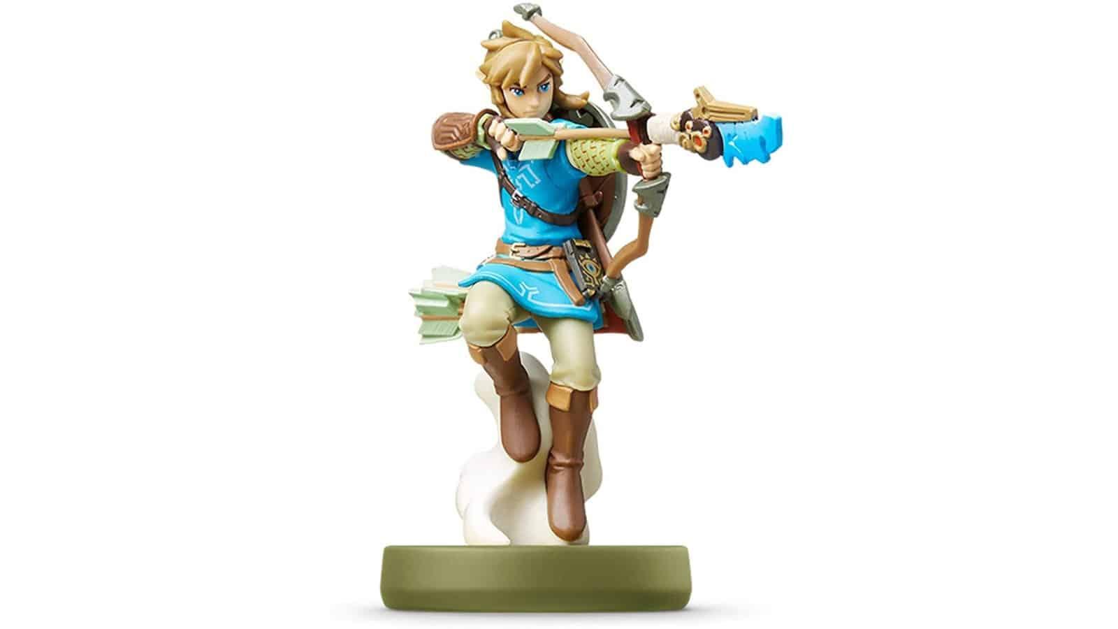 אמיבו - Link - Archer (סדרת The Legend of Zelda: Breath of the Wild)