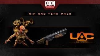 DOOM Eternal: Rip and Tear Pack - הרחבה דיגיטלית