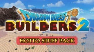 Dragon Quest Builders 2 - Hotto Stuff Pack - הרחבה דיגיטלית