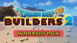 Dragon Quest Builders 2 - Modernist Pack - הרחבה דיגיטלית