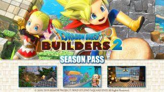 Dragon Quest Builders 2 - Season Pass - הרחבה דיגיטלית
