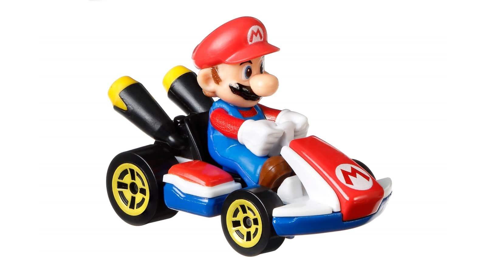 מכונית Hot Wheels - Mario