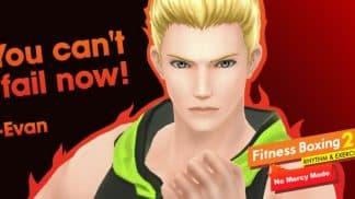 Fitness Boxing 2 - No Mercy: Evan - הרחבה דיגיטלית