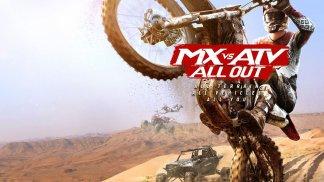 משחק MX vs ATV All Out לקונסולת נינטנדו סוויץ'