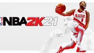 משחק NBA 2K21 לקונסולת נינטנדו סוויץ'