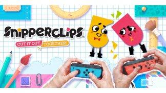 משחק Snipperclips – Cut it out, together!