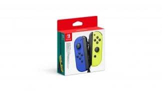Nintendo Switch Joy-Con Pair Blue & Yellow