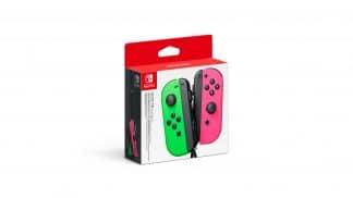 Nintendo Switch Joy-Con Pair Pink & Green