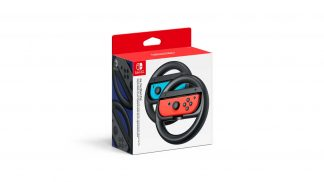 Joy-Con Wheel Pair (Blue and Red)