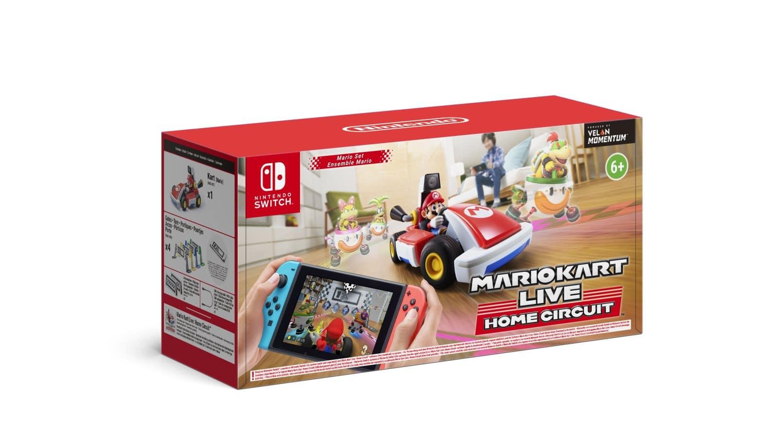 Mario Kart Live: Home Circuit – Mario Set Pack