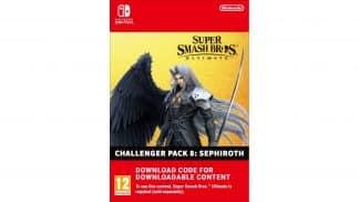 Super Smash Bros. Ultimate: Sephiroth Challenger Pack - הרחבה דיגיטלית