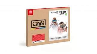 ערכת הרחבה 1 Nintendo LABO VR - אריזה