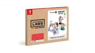 ערכת הרחבה 2 Nintendo LABO VR - אריזה