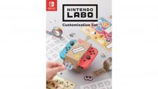 ערכת התאמה אישית Nintendo Labo