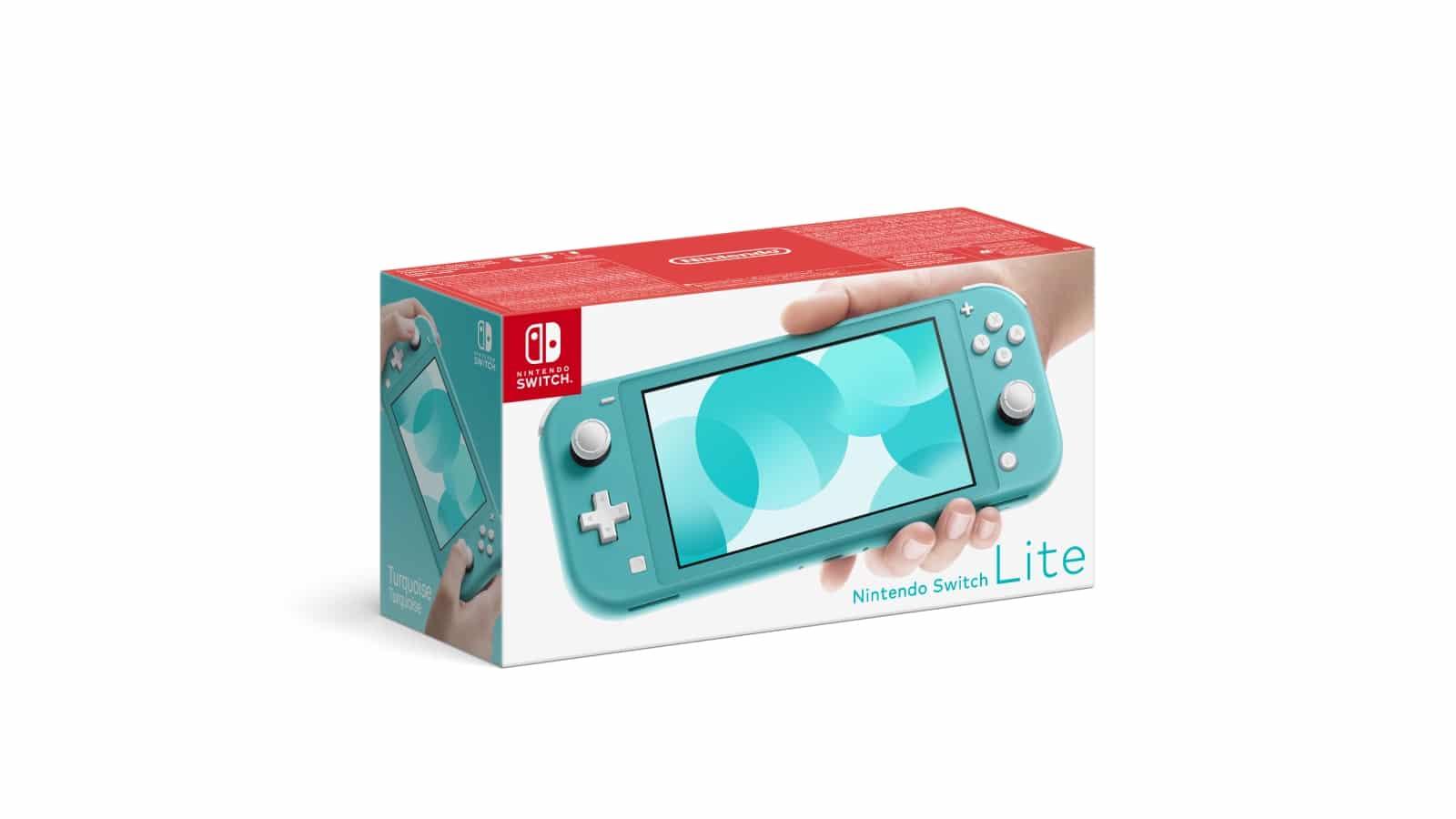 Nintendo Switch Lite - טורקיז