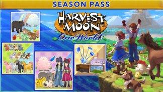 Harvest Moon: One World - Season Pass - הרחבה דיגיטלית