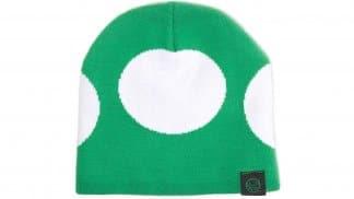 כובע גרב - פטרייה ירוקה ממשחקי סופר מריו