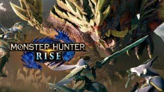משחק Monster Hunter Rise לנינטנדו סוויץ'