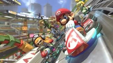 משחק Mario Kart 8 Deluxe לנינטנדו סוויץ' - מריו ואינקלינג בת