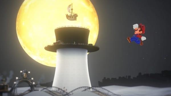 משחק Super Mario Odyssey לנינטנדו סוויץ' - מריו בממלכת בונטון