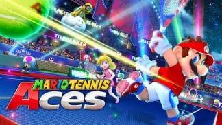 משחק Mario Tennis Aces