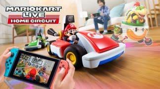 משחק Mario Kart Live: Home Circuit לקונסולת נינטנדו סוויץ'