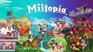 משחק Miitopia