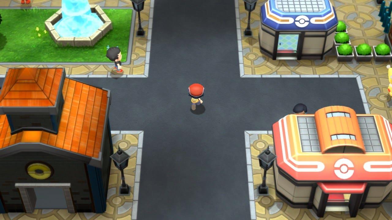 משחק Pokémon Shining Pearl לנינטנדו סוויץ' - העיר ג'ובילייף
